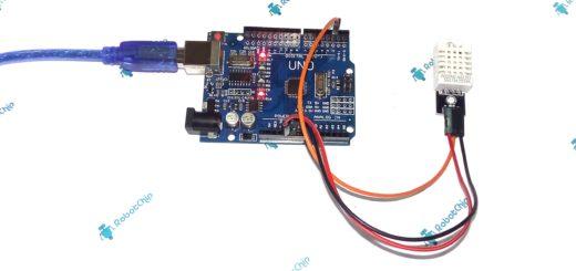 Обзор датчика температуры и влажности DHT22