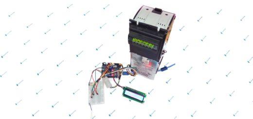 Подключение купюроприемника CashCode SM к Arduino