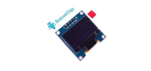 Обзор OLED-дисплея 0.96,128х64 на SSD1306