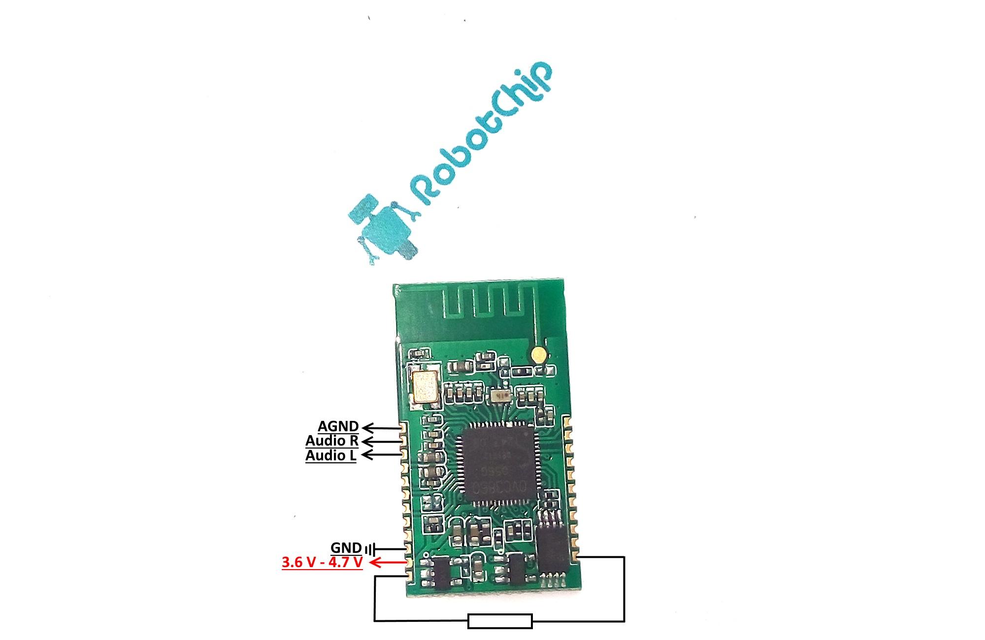 Обзор аудио-модуля XS3868