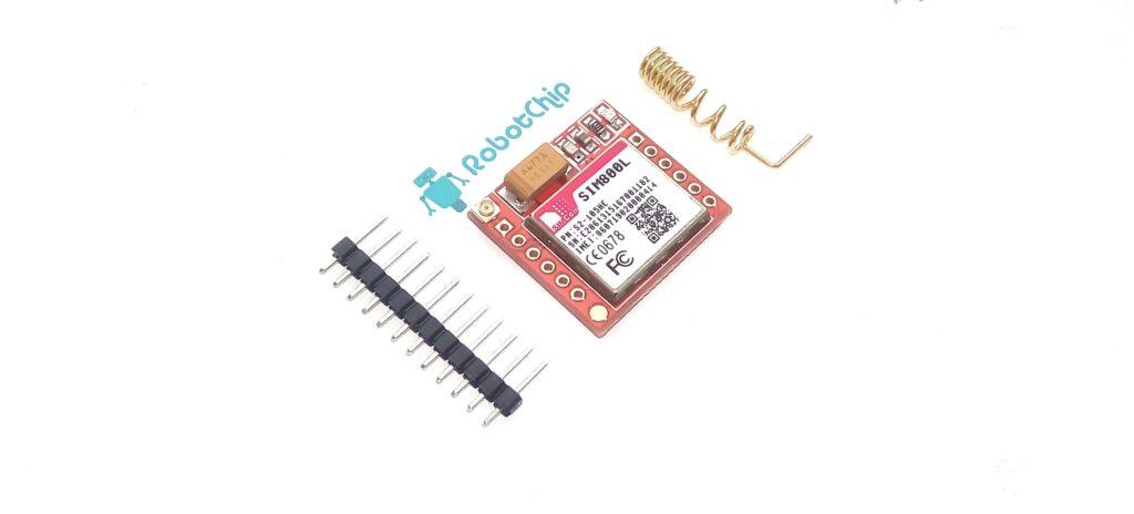 Обзор модуля GSM, GPRS на чипе SIM800L
