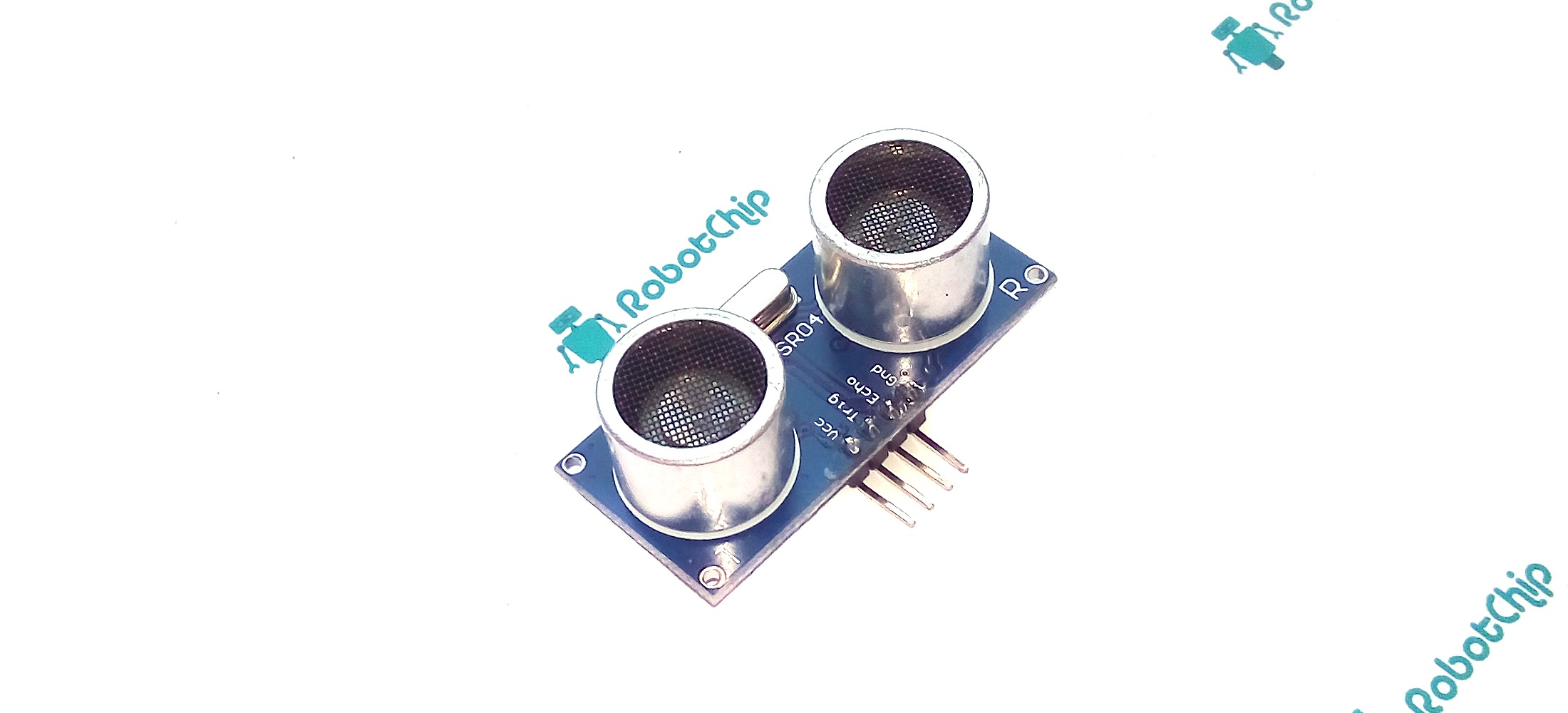 Обзор ультразвукового датчика расстояния HC-SR04