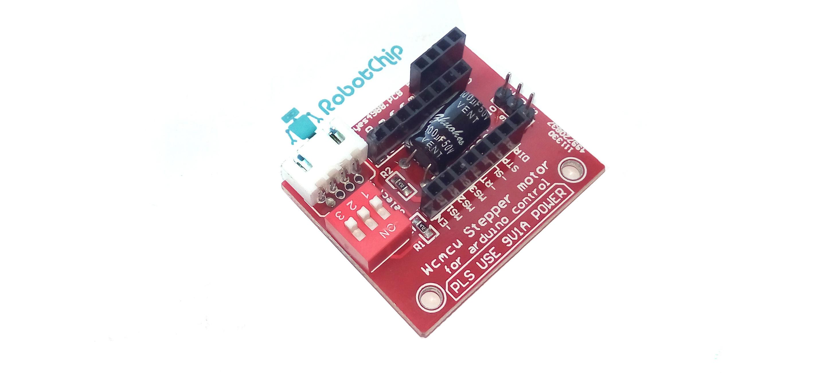Адаптер для драйвера A4988 и DRV8825