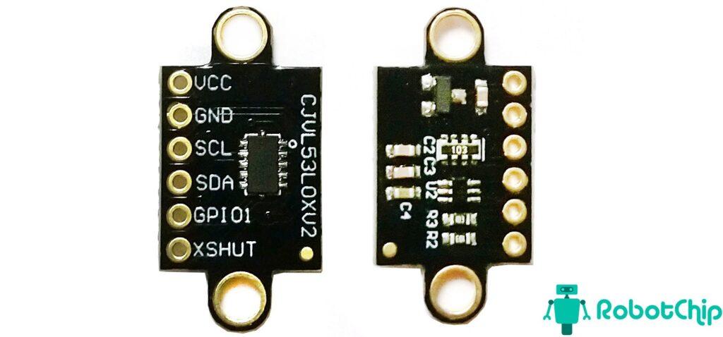 Обзор лазерного дальномера VL53L0X