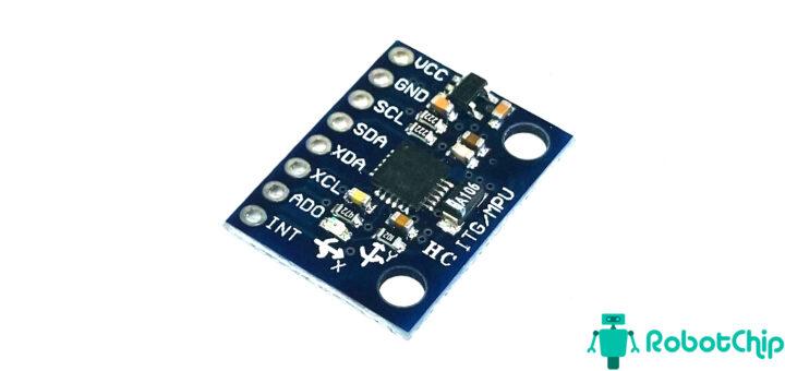 Обзор модуля GY-521 (MPU-6050)