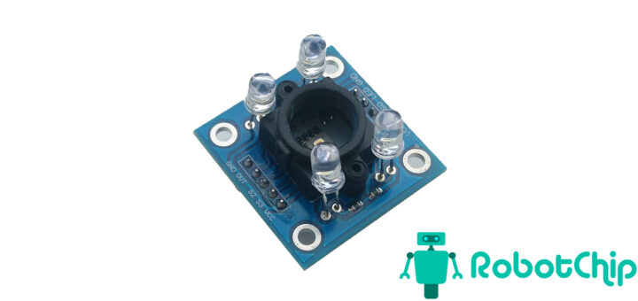 Обзор датчика цвета TCS230 / TCS3200