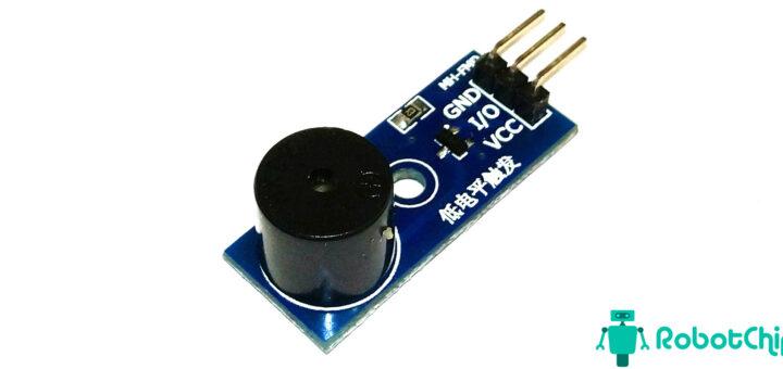Подключение зуммера к Arduino