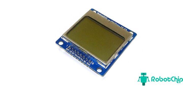 Обзор LCD дисплея Nokia 5110