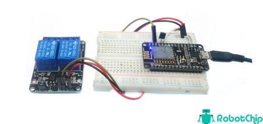 Терморегулятор на ESP8266 (Термостат)