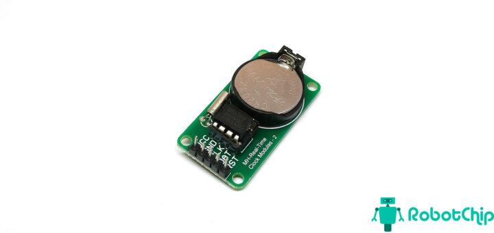 Подключение DS1302 к Arduino